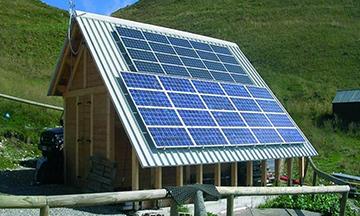 Hinge Solar Cell